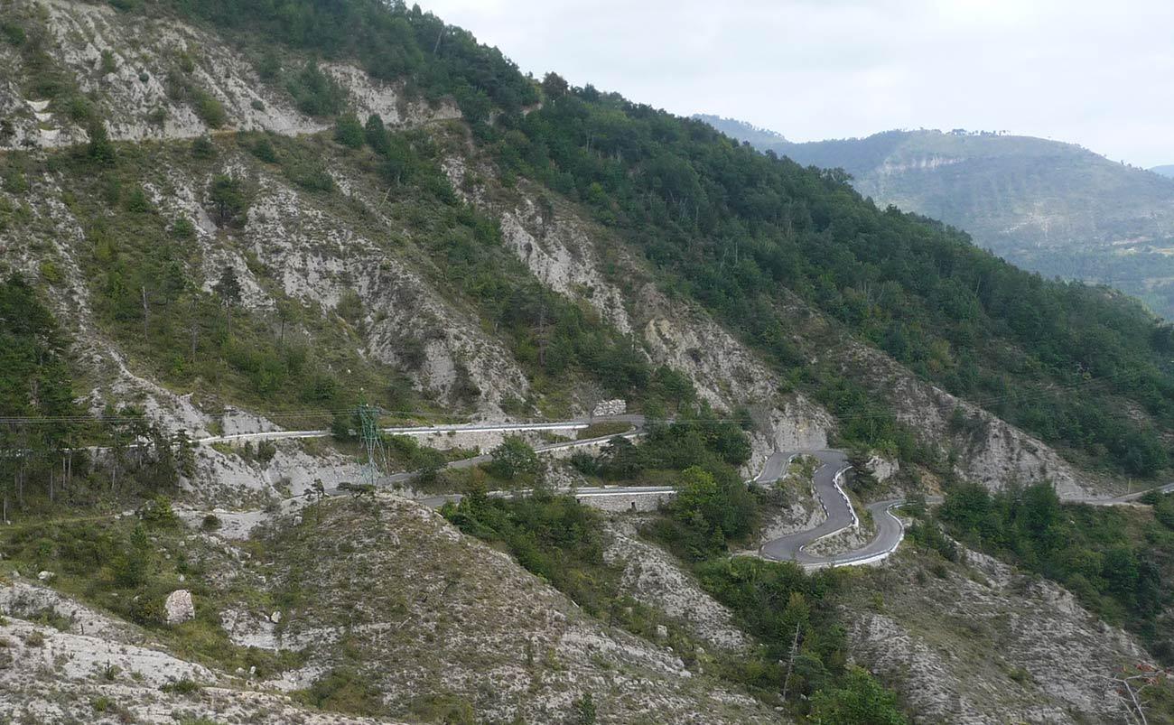Location moto tourisme PACA
