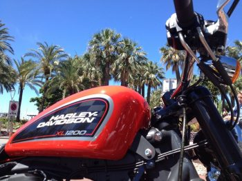 Cannes Location Harley