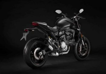 Ducati Monster New 2021 à Nice