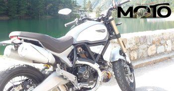 Ducati Scrambler 1100 Nice