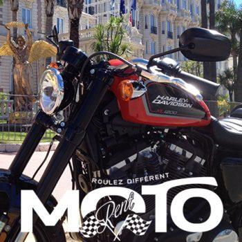 Harley Davidson Cannes