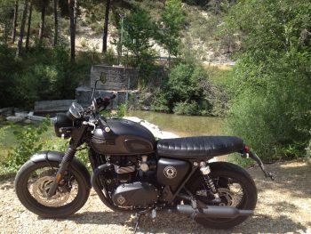 Triumph ACE T120 1200cc