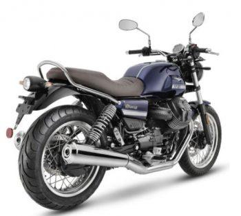 Location Moto Guzzi V7 à Nice