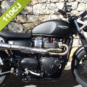 Nice Rent Motorbike