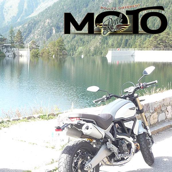 Balade moto Alpes-Maritimes