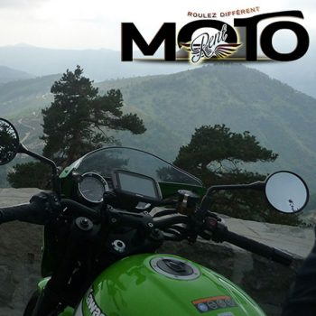 Balade moto Col de Turini