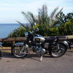 Balade moto vers St Tropez