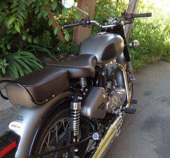 Bike up Nice est notre fournisseur de Royal Enfield