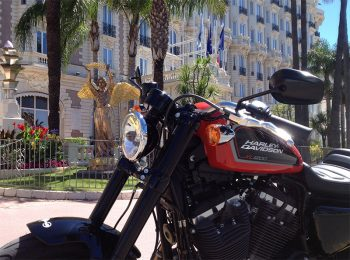 Cannes location moto 2