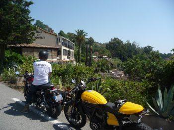 Ducati location Côte d'Azur