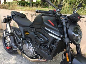 Ducati Monster Location