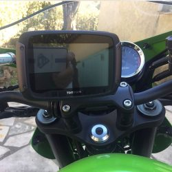 Location GPS moto