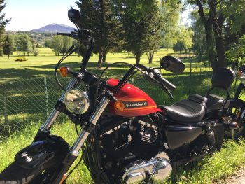 location Harley Davidson Forty Eight