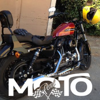 Location Harley Forty Eight Cote d'Azur