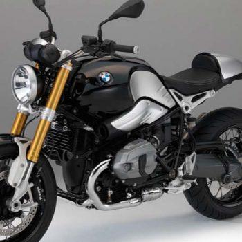 Location moto BMW R nine T à Nice