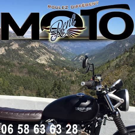 Location moto Alpes Maritimes
