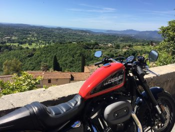 Location moto Harley