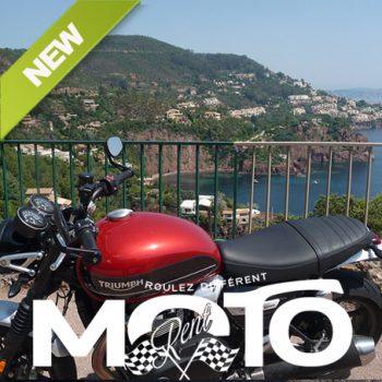 Location moto Triumph Nice