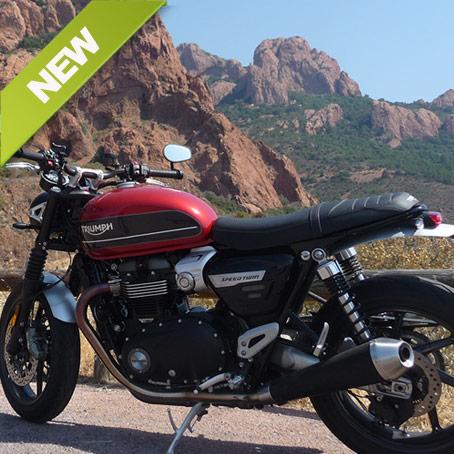 Location moto Triumph