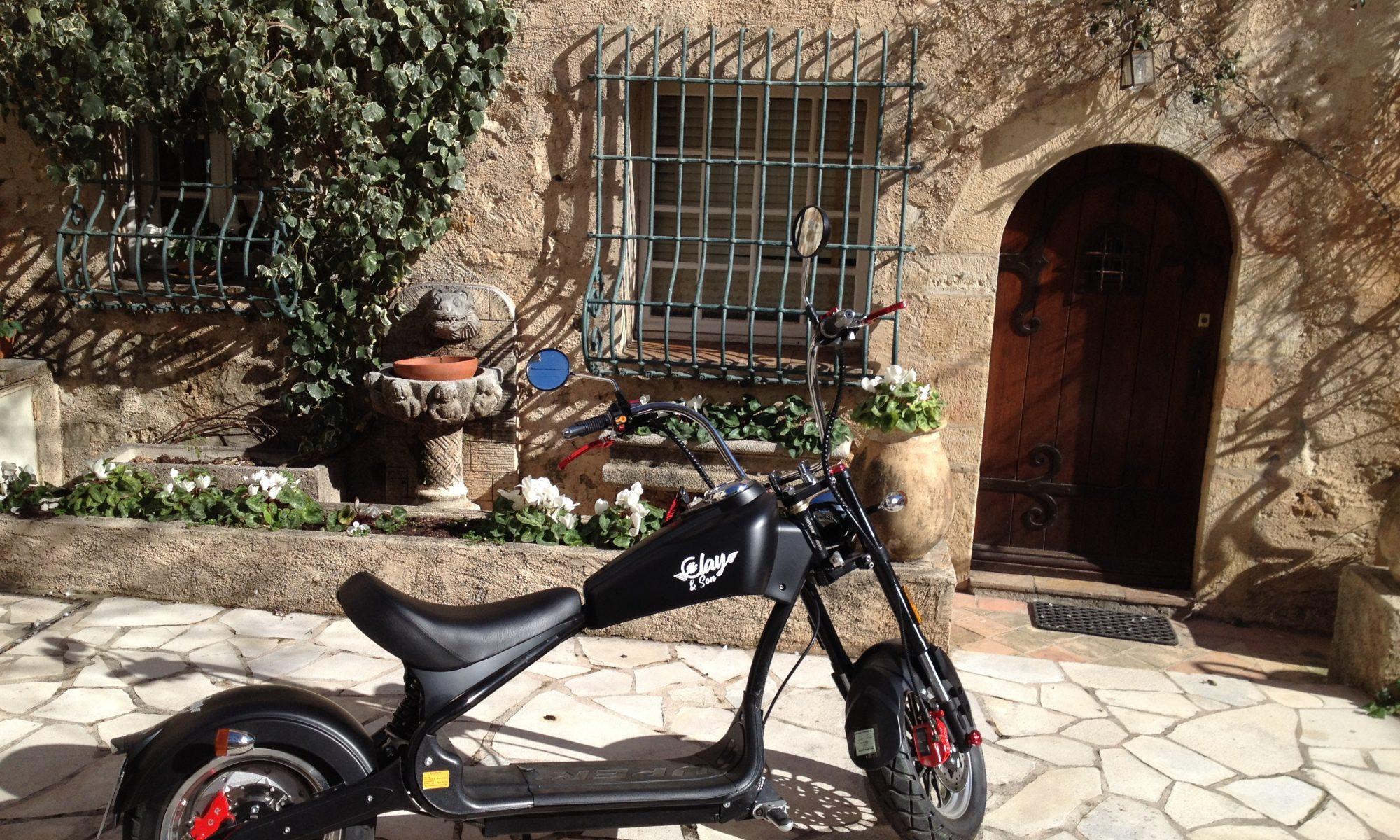 Location scooter électrique