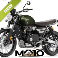 Location Triumph Scrambler 1200 cc