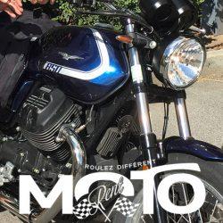 Moto Guzzi V7 Location