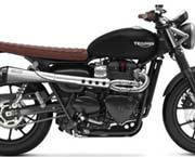 Rent a Triumph Street Twin
