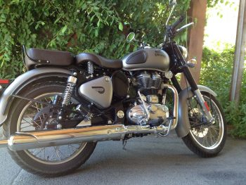 Royal Enfield Cannes