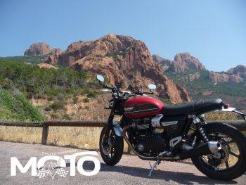 Location Triumph Speed Twin 1200 cc 2019